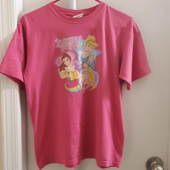DISNEY Store TEE for Girls ARIEL and FLOUNDER FASHION TShirt Choose Size NWT